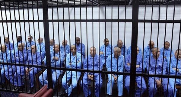 روش ویژه محاکمه چهره های سیاسی در جهان عرب