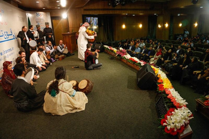 جهانگیری، حسن هاشمی و مولاوردی در مراسم روز جهانی ام اس