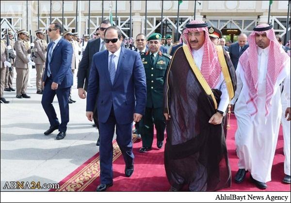 عربستان,مصر