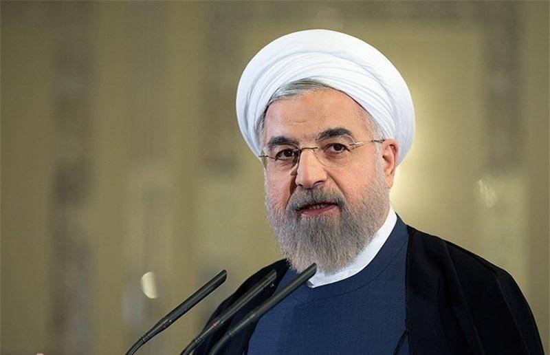 روحانی :ما خواب نمیبینیم و دنبال رمال و جنگیر هم نیستیم/عده ای نمی خواهند دل مردم شاد باشد