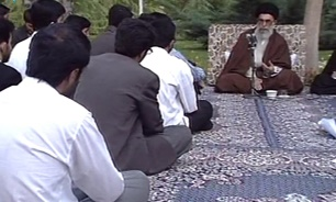 17 سال پیش رامبد جوان در یک دیدار مهم