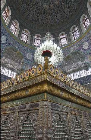 زیارت مجازی به دمشق حرم حضرت زینب(س)