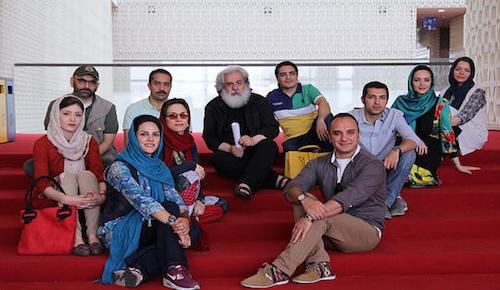 رحمانیان نمایش اپیزودیک تازهای را به روی صحنه میبرد/ اجرای «سینماهای من» از خردادماه
