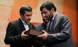عزت الله ضرغامی,انتخابات مجلس دهم,محمود احمدی نژاد