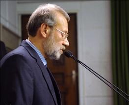 آیتالله خامنهای رهبر معظم انقلاب,علی لاریجانی