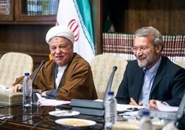 اکبر هاشمی رفسنجانی,مجمع تشخیص مصلحت نظام
