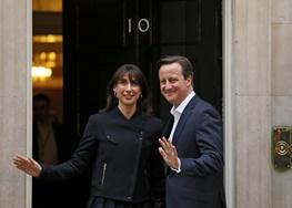 بریتانیا,دیوید کامرون