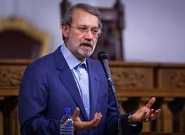 معلم معلمان,علی لاریجانی