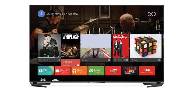 عرضه دو تلویزیون اندرویدی با فرمت 4K توسط شارپ