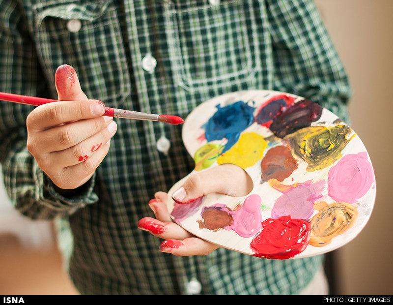 مغز ما چگونه رنگها را به خاطر میآورد؟