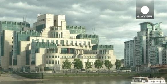 بریتانیا جاسوسهایش را از روسیه و چین خارج کرد