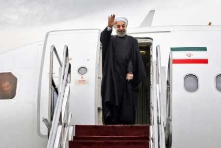 قدردانی رییس جمهوری از مردم خراسان شمالی