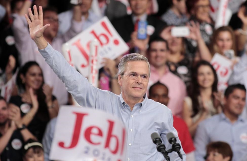 انتخابات آمریکا,جب بوش