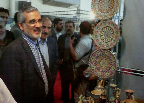 پیشنهاد استاندار البرز برای ایجاد موزه مردم شناسی در مجموعه کاخ مروارید
