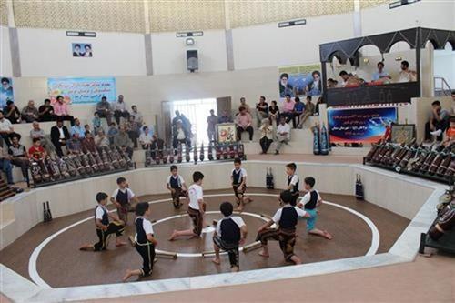 افتتاح سومین شعبه آکادمی ورزش پهلوانی و زورخانه ای کشور در سمنان