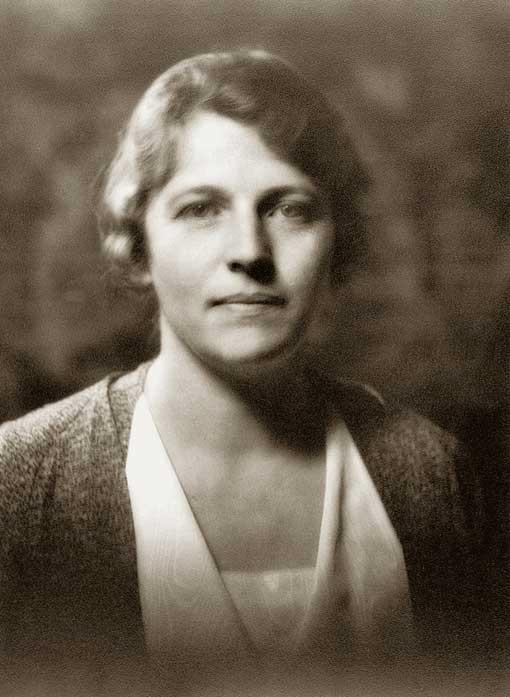 نخستین زن برنده جایزه نوبل در ادبیات/ عکس