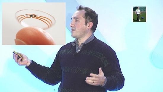 لنز چشمی «قند سنج» گوگل برای دیابتیها با نبود دانشمند ایرانی زودتر از موعد میآید/ عکس