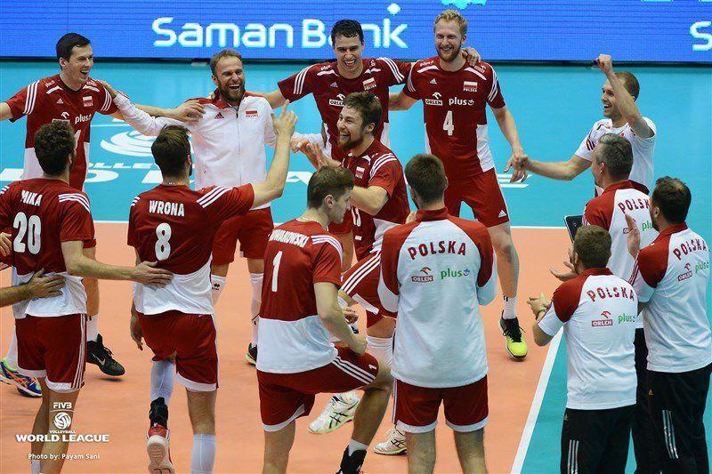 بدرفتاریهای کاپیتان والیبال لهستان علیه ایران ادامه دارد