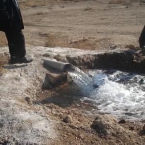 بهرهبرداری از آب های زیرزمینی در 8 دشت خراسان شمالی ممنوع شد