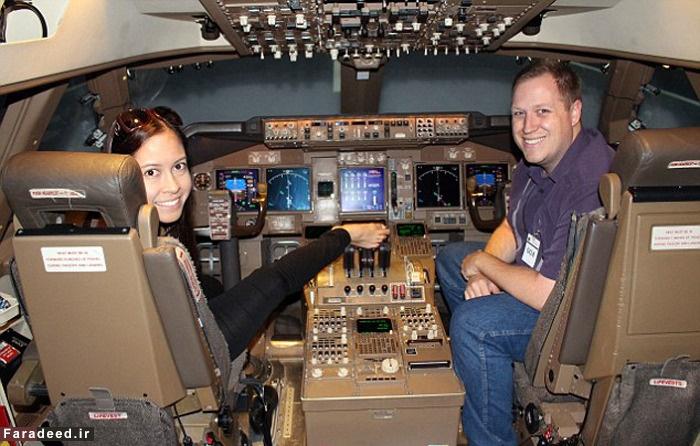 خلبان، تکواندوکار و پیانیست؛ این زن دست ندارد!
