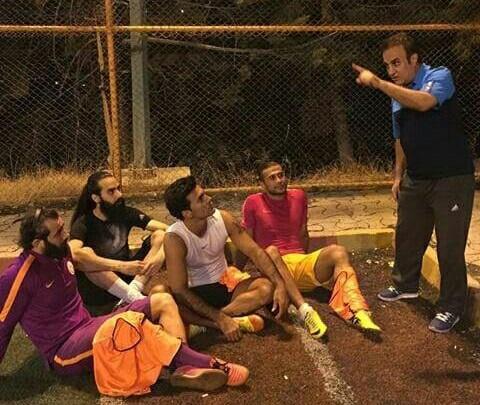 فرهاد کاظمی از امیر تتلو یک فوتبالیست اجتماعی می سازد؟