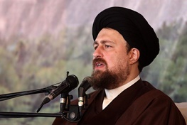 سید حسن خمینی,سالگرد ارتحال امام خمینی ره