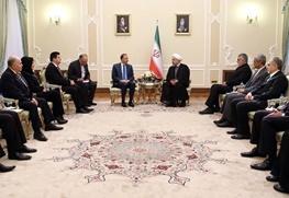 حسن روحانی,ایران و سوریه