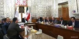 بخش خصوصی,علی لاریجانی,اتاق بازرگانی