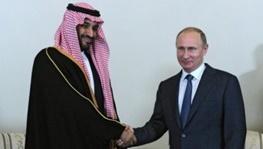روسیه,عربستان