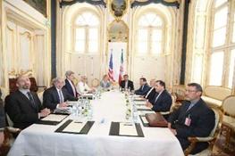 مذاکرات هسته ای ایران با 5 بعلاوه 1,جان کری,محمدجواد ظریف