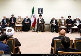 شهید دکتر سید محمد بهشتی,قوه قضاییه,آیتالله خامنهای رهبر معظم انقلاب