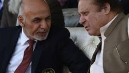 افغانستان,پاکستان,اشرف غنی احمدزی,نواز شریف