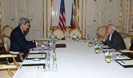 مذاکرات هسته ای ایران با 5 بعلاوه 1,محمدجواد ظریف,جان کری,یوکیا آمانو