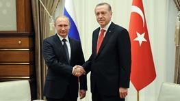ترکیه,رجب طیب اردوغان,ولادیمیر پوتین