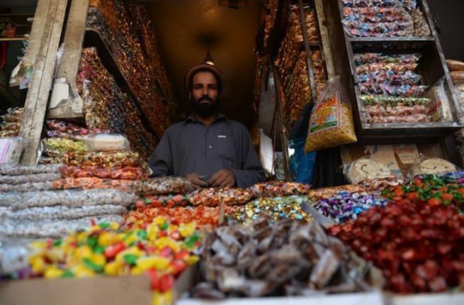 استقبال مسلمانان جهان از عید فطر/تصاویر