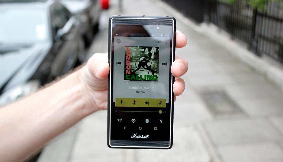 تصاویر فوقالعاده از گوشی جدیدی بنام «لندن»؛ ویژه دیوانگان موسیقی