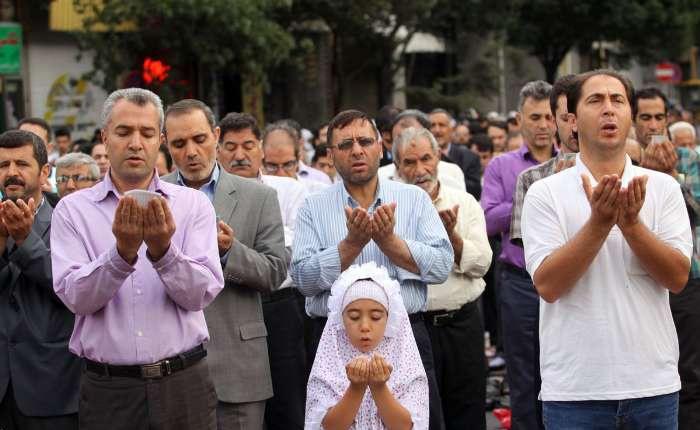 برپایی نماز عید سعید فطر در یزد و شهرستان ها