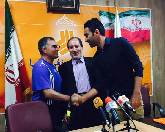رکوردداران فوتبال ایران با پیراهن نارنجی خداحافظی می کنند