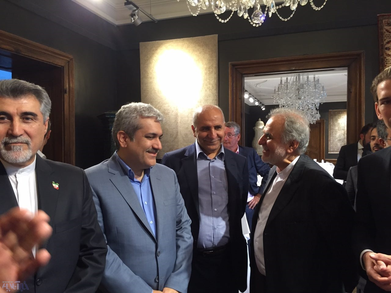 سورنا ستاری,اتریش,توافق هسته ای ایران و پنج بعلاوه یک