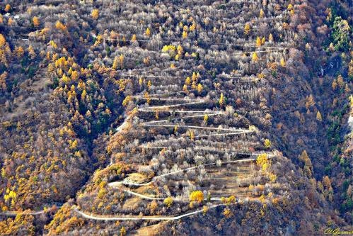 تصاویری از مسیر زیبای تور دو فرانس