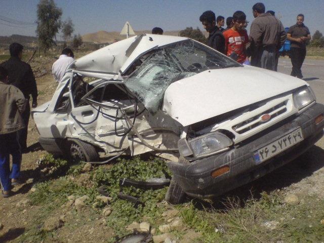 طرح پلیس برای کاهش سقف سرعت در جاده ها/ از هر 100 هزار ایرانی سالی 18 نفر در تصادف می میرند