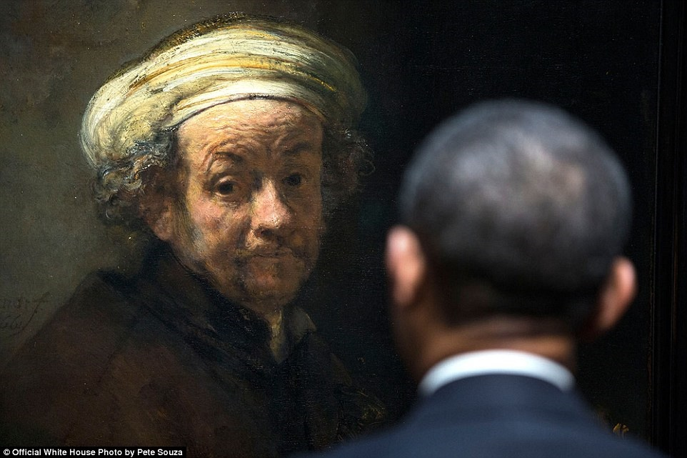 عکسهای برگزیده از پنجاه سفر خارجی اوباما