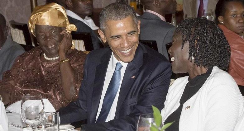 همسر باراک اوباما خواهر باراک اوباما باراک اوباما
