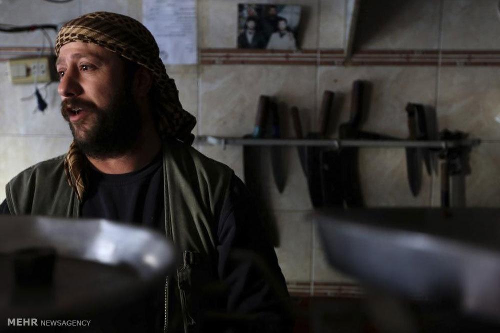 چه مشاغلی بیشتر در سوریه رایج است ؟