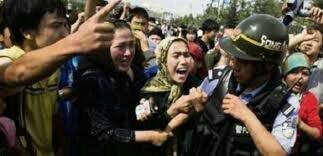 مسلمان,چین