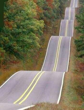 تصاویری از مسیرهایی که کمتر دیده اید