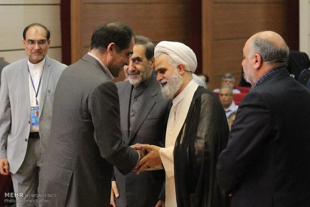 ولایتی، حسن هاشمی، محمدیان و ... در هشتمین کنگره بین المللی پزشکان مسلمان جهان