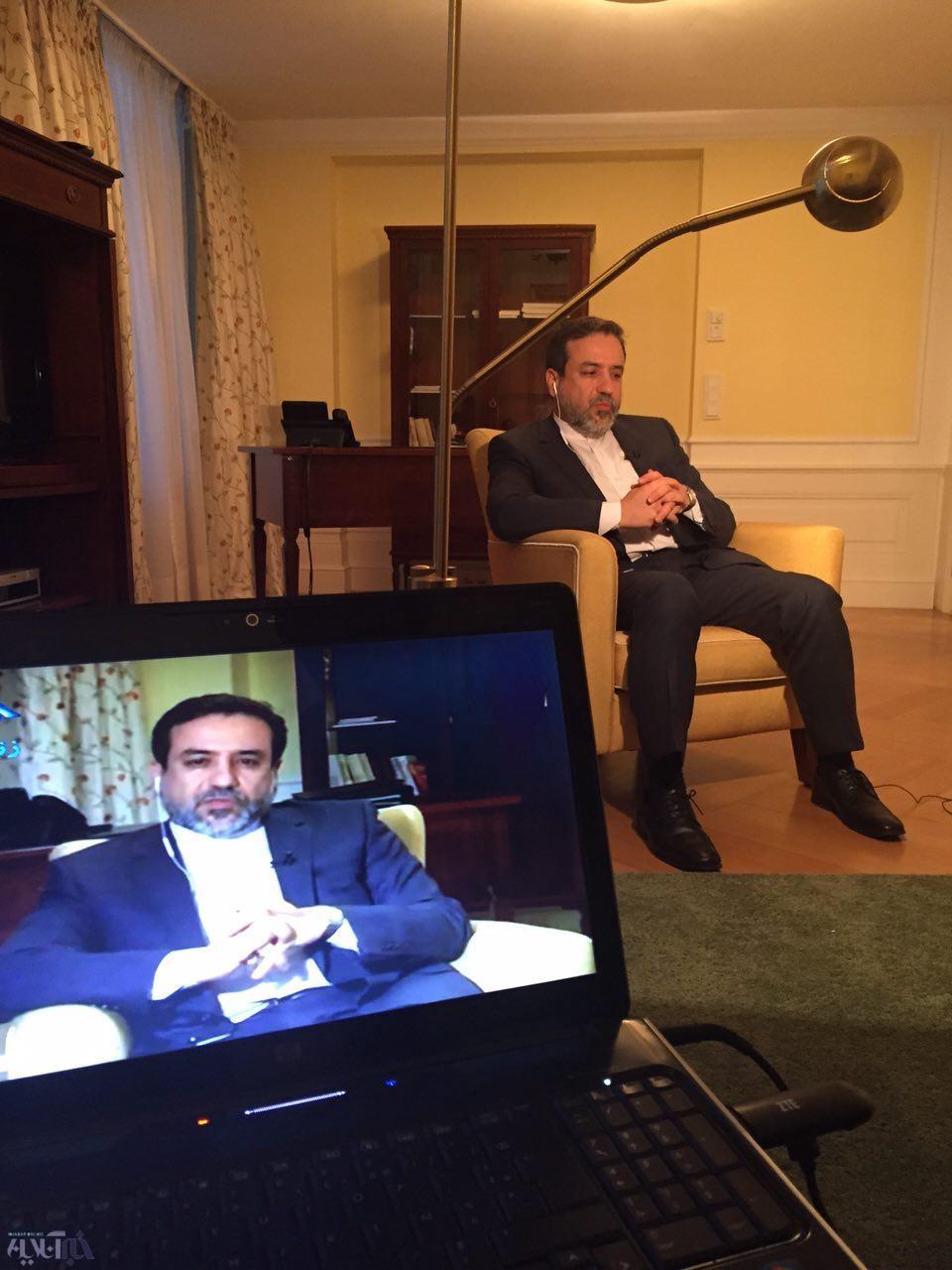 مذاکرات هسته ای ایران با 5 بعلاوه 1,سیدعباس عراقچی,وین