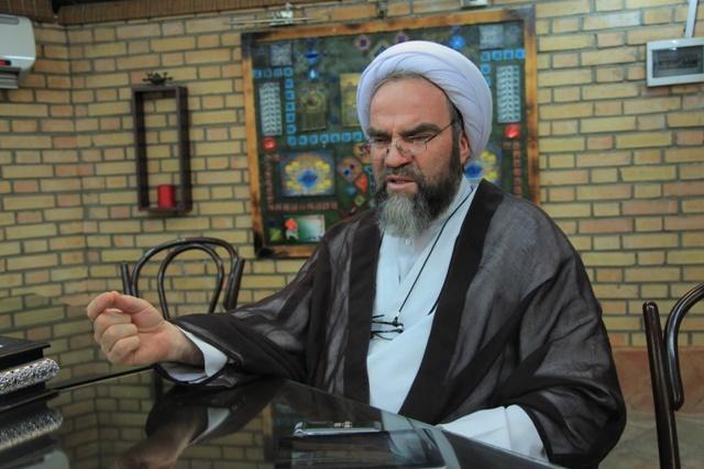 غرویان:دیدگاه مراجع قم نسبت به فعالیت های دولت روحانی مثبت است