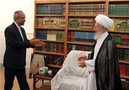 مذاکرات هسته ای ایران با 5 بعلاوه 1,آیت الله ناصر مکارم شیرازی,محمد نهاوندیان